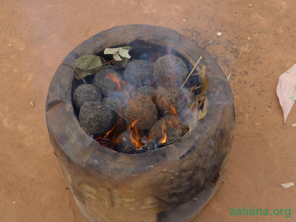 Improved cookstoves prevent deforestation