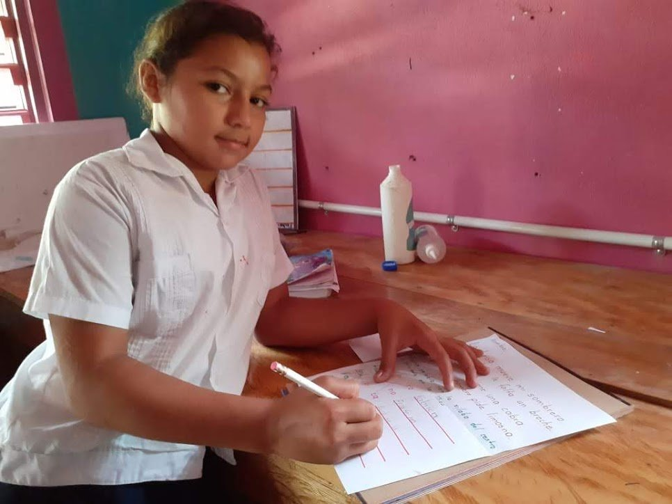 A Decade Educating Kids with Disabilities-Honduras