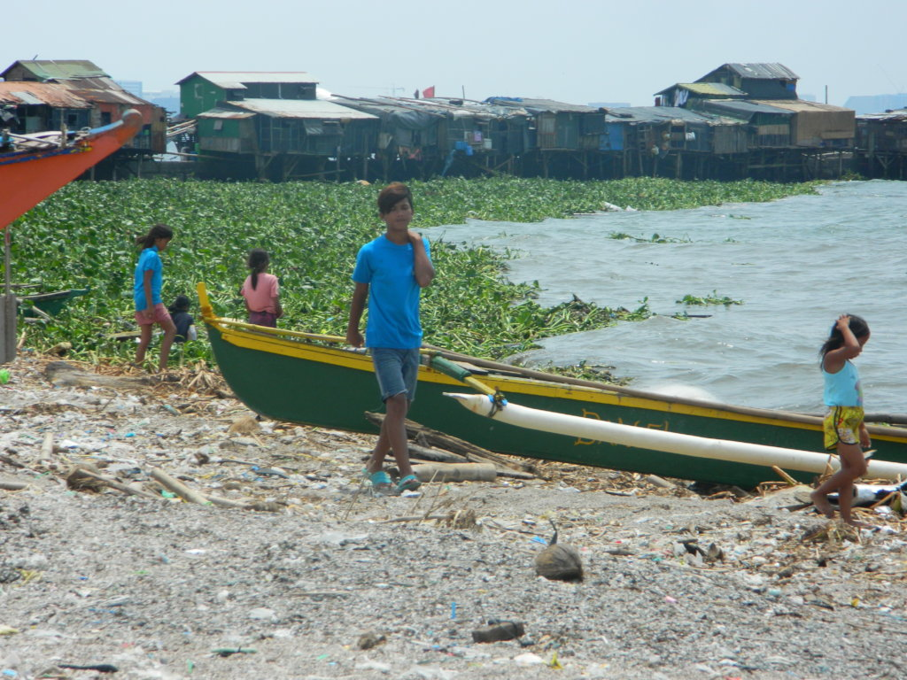 Help BASECO Community Build Climate Resilience