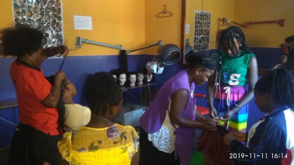 PRACTICAL SKILLS CHANGING LIVES  - MAKINDYE UGANDA