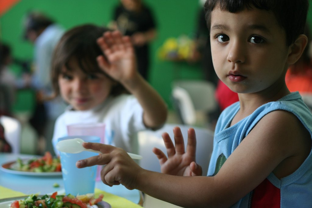 Healthy and happy kids: Nablus's Foundation