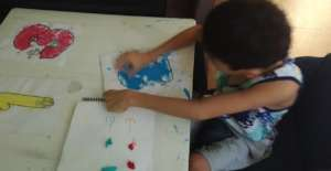 Joshua receives preschool education