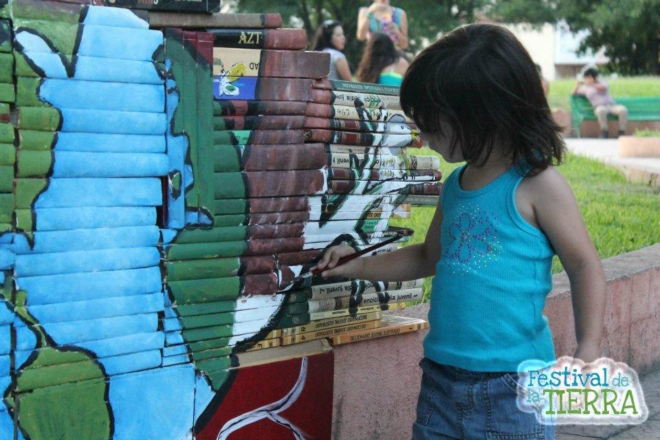 Engaging community through Festival de la Tierra