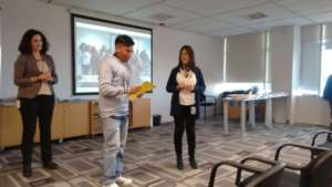 KPMGs course last day