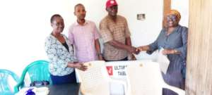 TEWWY Team delivers infrastructure to LGAs