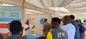 TEWWY's CEO at World Mental Health Day in Dodoma