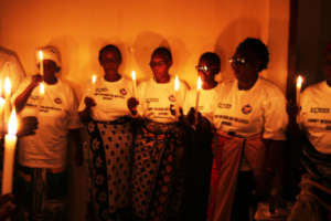 Lighting a Candle for World Mental Health Day