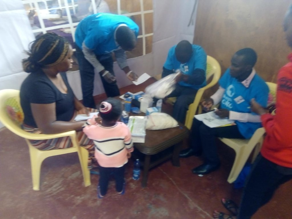 Maternal child healthcare awareness