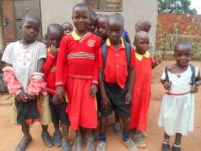 Support and Educate Vulnerable Children in Uganda