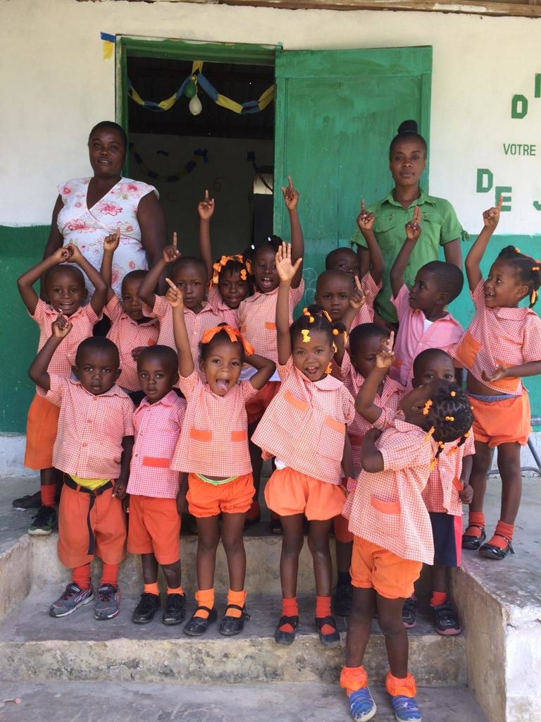 450 Haitian students benefit from new library