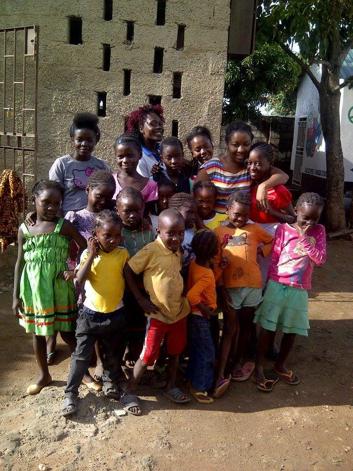 SEND 40 CHILDREN TO SCHOOL - LUSAKA ,ZAMBIA