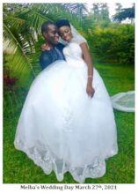 Melba's Wedding Day March 27th, 2021