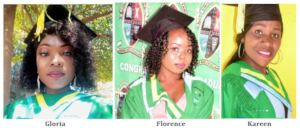 EBZEF Scholarship Recipient Graduates