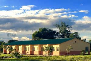 Lumwana West Secondary School Classrooms
