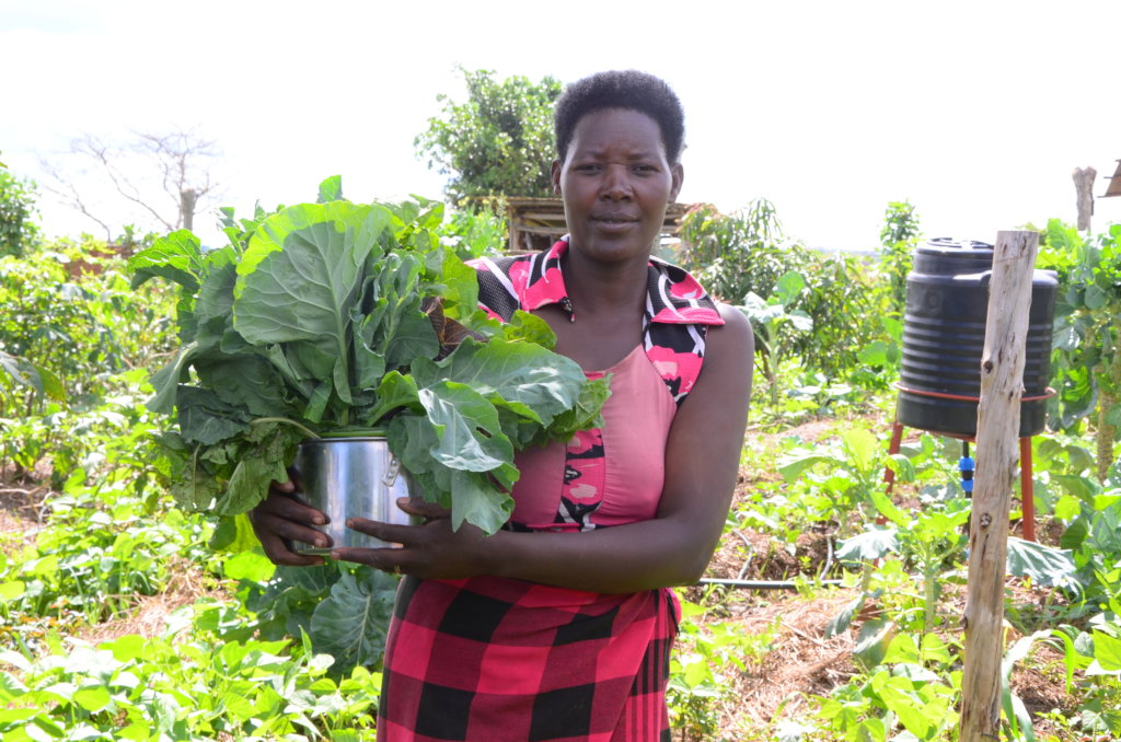 Train Regenerative Farming for 200 Refugee Women