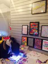 One of our creative spaces