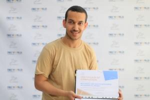 Alumnus ,Almaqbli, now an Andoid Developer