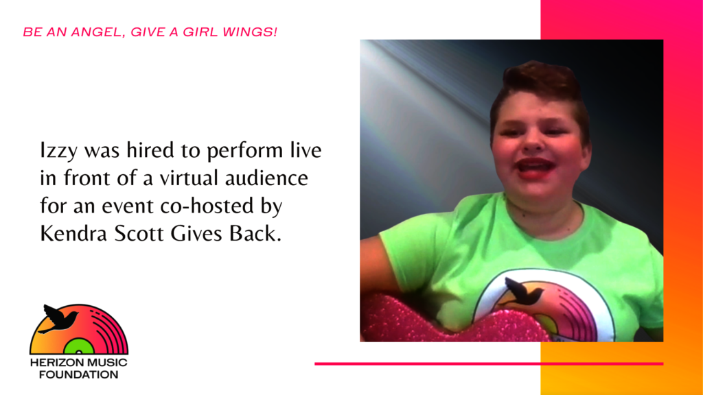 Imagine: Give At-Risk Girls the Gift of Music (US)