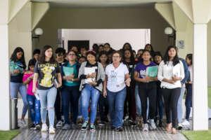 Encontrando tu Voz youth camp 2019