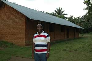 Co-founder Albert Lokasola at Djolu