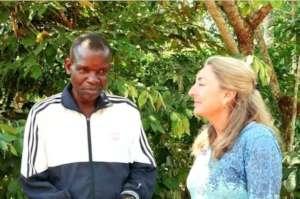 Lingomo with BCI president Sally Coxe