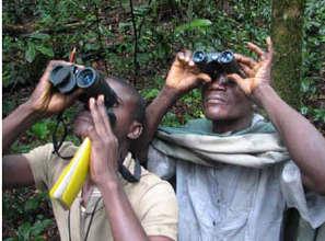 Ecoguards: Lokondja Mbangi & Loola Likenge