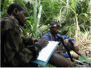 Ecoguards:Lokonja Mbangi & Leonard Lolima
