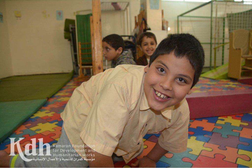 Support 50 disabled children in Yemen.