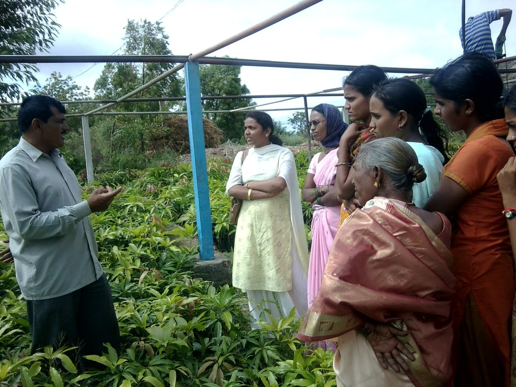 Help Rural Women Gain Essential Business Skills