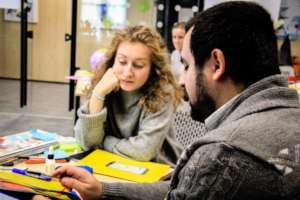 Workshop on Design Thinking for Ukrainian Teachers