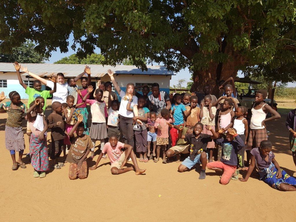 Help redevelop Maunga school, Livingstone, Zambia
