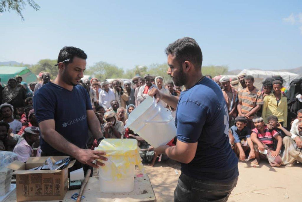 Clean Water for Families in Yemen