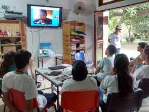 SOLE meeting in Bucaramanga