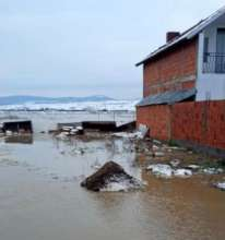 Flooding in the neighbourhood