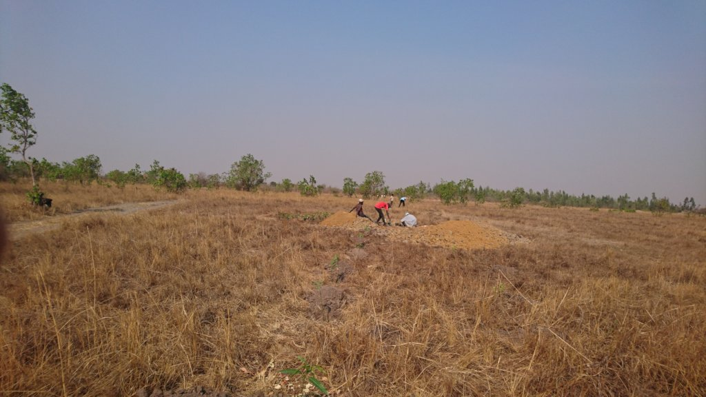 Developing a  Permaculture Resource Centre in Seke