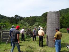 Tanque de ferrocemento / Ferrocement water tank