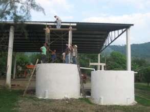 Rainwater harvesting - Cosecha de lluvia