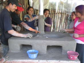 Estufas ahorradoras - Efficient cookstoves