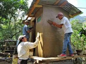 Banos secos - Dry latrines