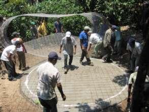 Almacenamiento de agua - Community water tanques