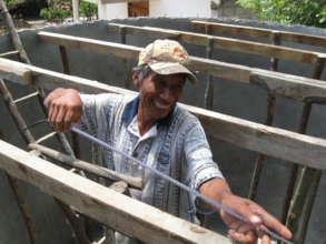 Cosecha de lluvia - Rainwater harvesting