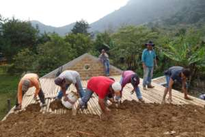 Construccion natural - Natural construction