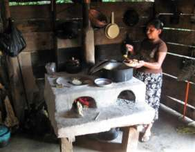 Efficient cookstoves - Estufas Ahorradoras