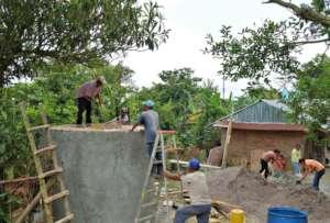 Rainwater harvesting-Cosecha de lluvia