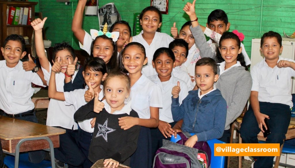 New Classrooms for Costa Rican Children