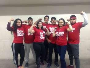 Trained facilitators of Ciudad Juarez, Chihuahua.