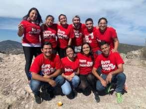 Trained facilitators of Queretaro, Queretaro.
