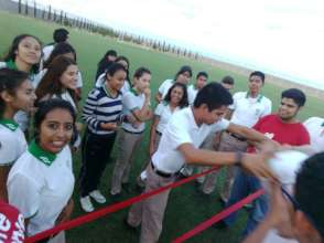 We use the Experiential Learning Methodology
