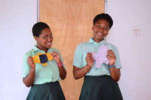 The reusable sanitary pads