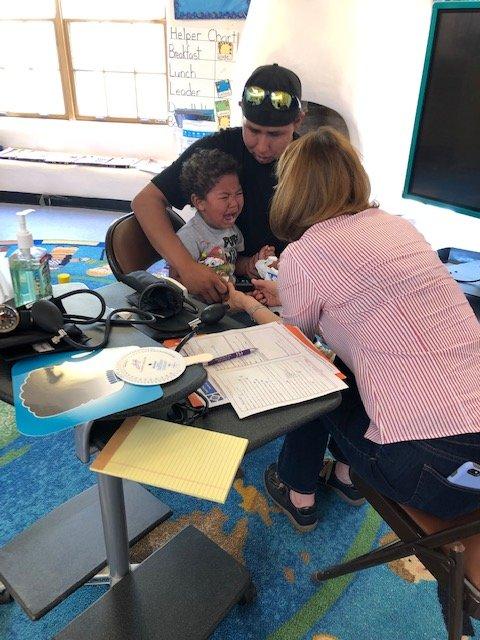 Healthy Screenings for Uninsured Families